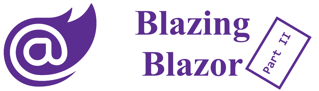 Blazing Blazor - What is different and similar?